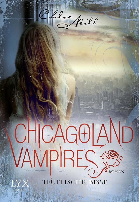 "Cover ""Chicagoland Vampires 9 - Teuflische Bisse"""