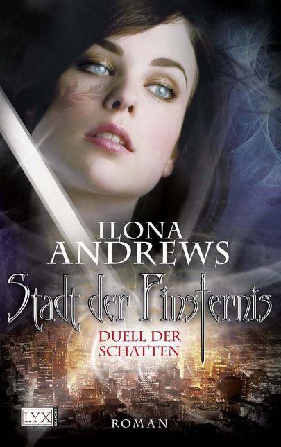 """Cover """"Stadt der Finsternis 3 - Duell der Schatten"""" © Egmont LYX"""