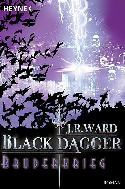 """Cover """"Black Dagger 4 - Bruderkrieg"""""""