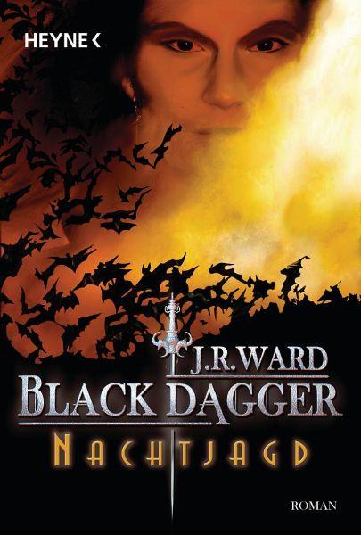 "Cover ""Black Dagger 1 - Nachtjagd"""