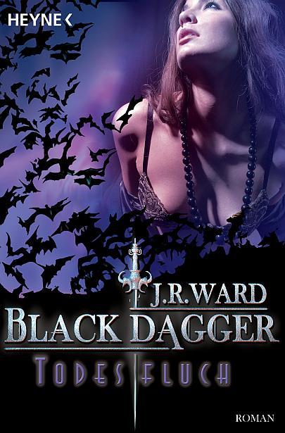 """Cover """"Black Dagger 10 - Todesfluch"""""""