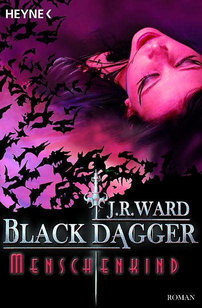 """Cover """"Black Dagger 7 - Menschenkind"""""""