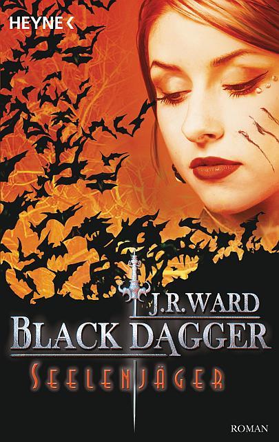 """Cover """"Black Dagger 9 - Seelenjäger"""""""