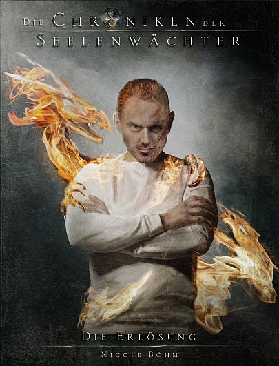 """Cover """"Die Chroniken der Seelenwächter 12 - Die Erlösung"""""""
