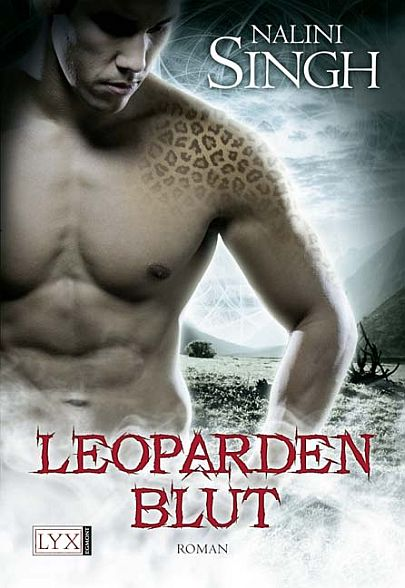 "Cover ""Gestaltwandler 1 - Leopardenblut"""