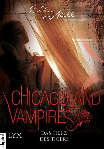 """Cover """"Chicagoland Vampires - Das Herz des Tigers"""""""