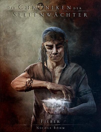 """Cover """"Die Chroniken der Seelenwächter 19 - Fieber"""""""